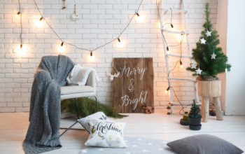 How to Have Kids Help with Christmas Decor